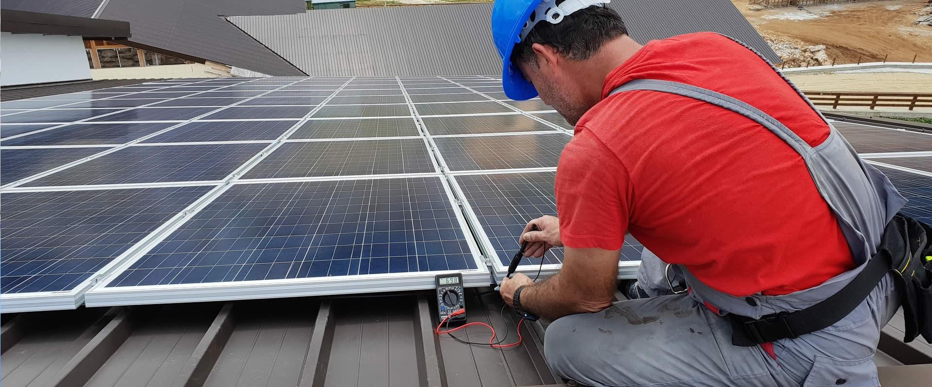 ARRIVELEC - Slider - 02 - Installateur panneau photovoltaique - Drôme - Ardèche