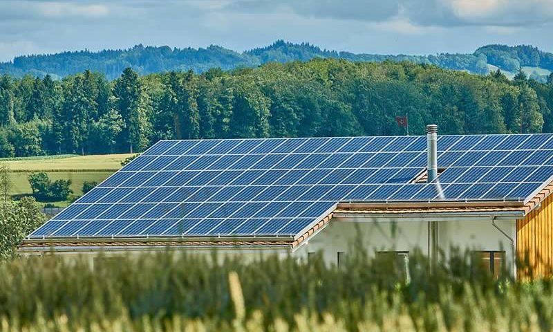 ARRIVELEC - Installateur panneau photovoltaique - solar-2666770__340