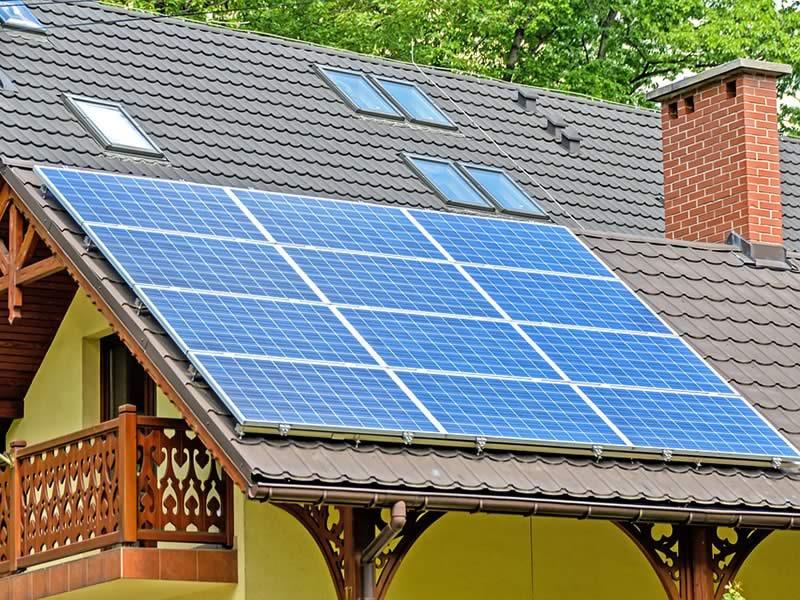 ARRIVELEC - Panneau photovoltaique - solar-panels-1477987__340