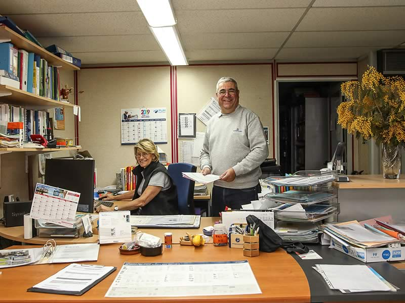 ARRIVELEC - Alain et Ingrid à votre service