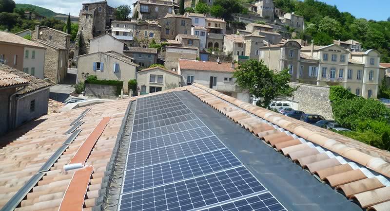 ARRIVELEC - Intervention particuliers et professionnel - installateur panneau photovoltaique